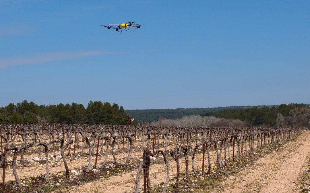 U130 au service de la viticulture bordelaise