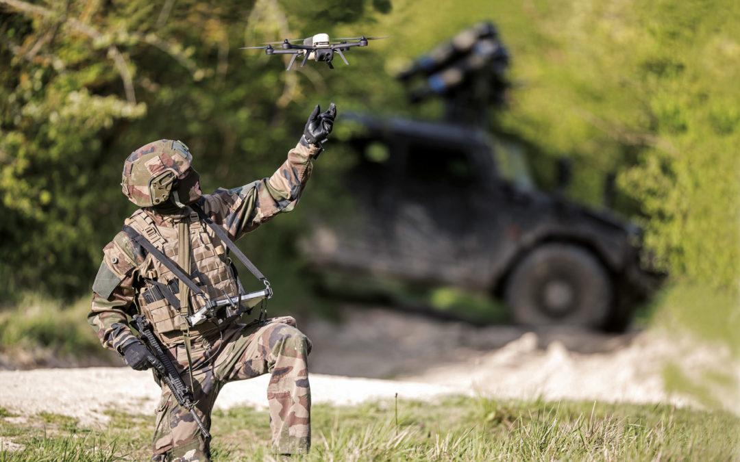 Drone NX70 Militaire