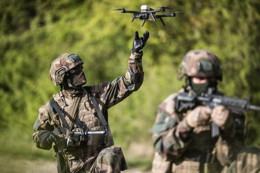 NX70 drone used by Military