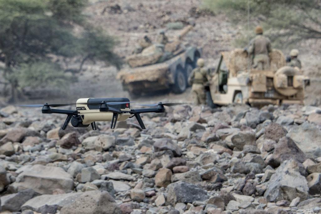NX70 Drone STAT - Djibouti