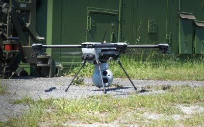 NOVADEM étend sa gamme NX avec l'arrivée d'un nouveau drone, le NX160